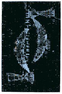 »Der Seeweg nach Indien«, Wellpappe-Druck, 47 x 31 cm
