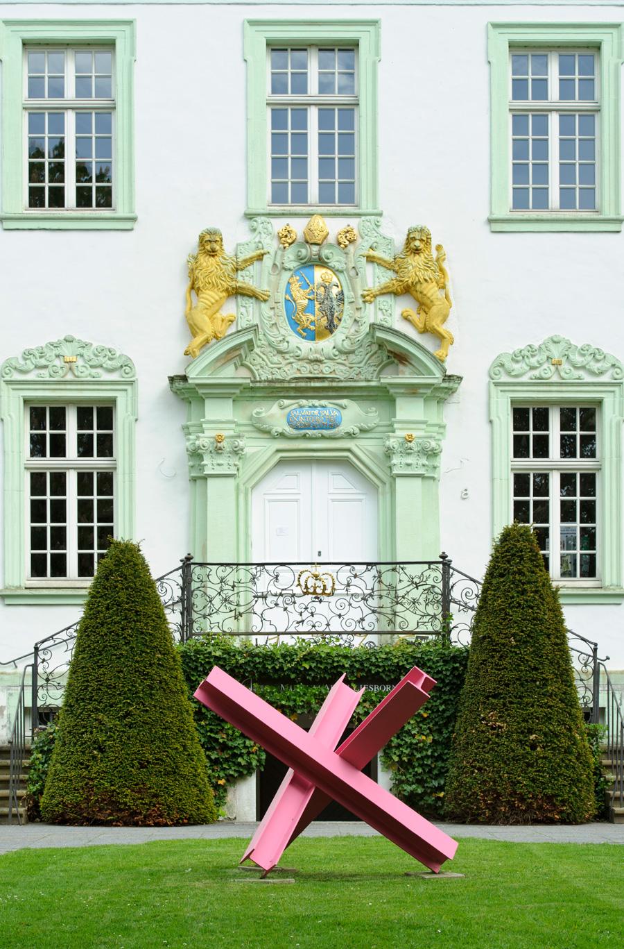 La vie en rose, Liesborn, 2012_DSC1011