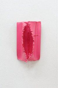»Falle 3«, Eisen, Farbe, Höhe: 26 cm