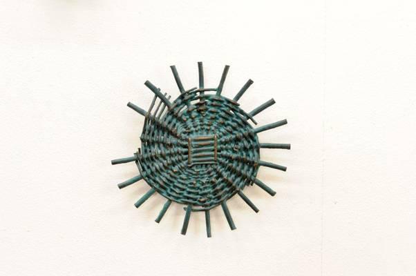 »Sonne«, Bronze, Durchmesser 26 cm